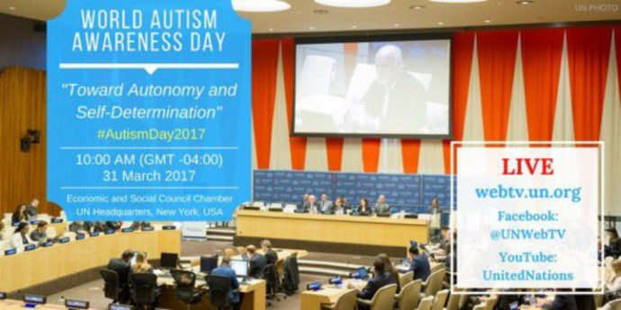 United Nations World Autism Day