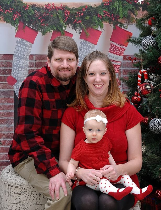 Ron Sandison Christmas Picture