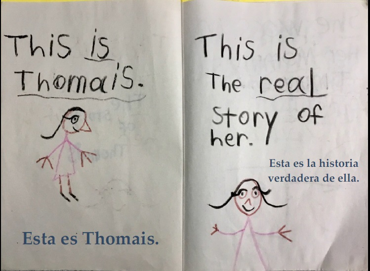 This is Thomais. This is the Real Story of Her