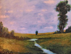 Kimberly Tucker Serene landscape