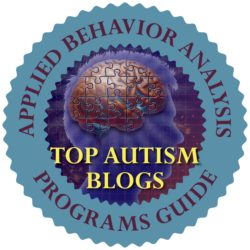 ABA Top Autism Blog