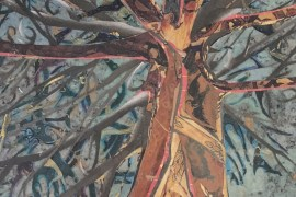 Kim Tucker Collage Tree