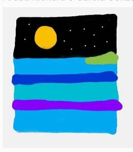 """Richard Gonzalez """"Beautiful Sunset"""""""