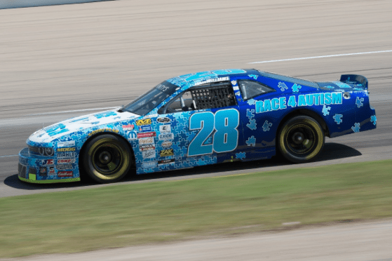 Armani Williams NASCAR