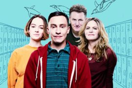 Netlix Atypical Meet the Gardners