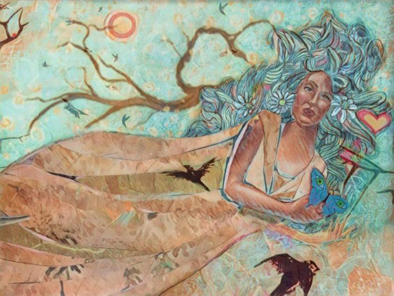 Kimberly Gerry-Tucker Ipad art