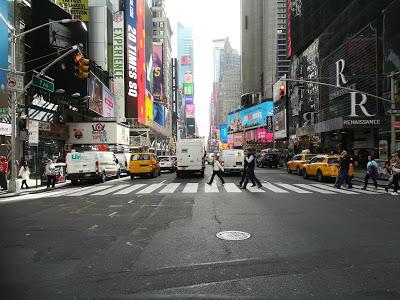 6 lanes of traffic