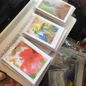 Grace Goad Art Cards