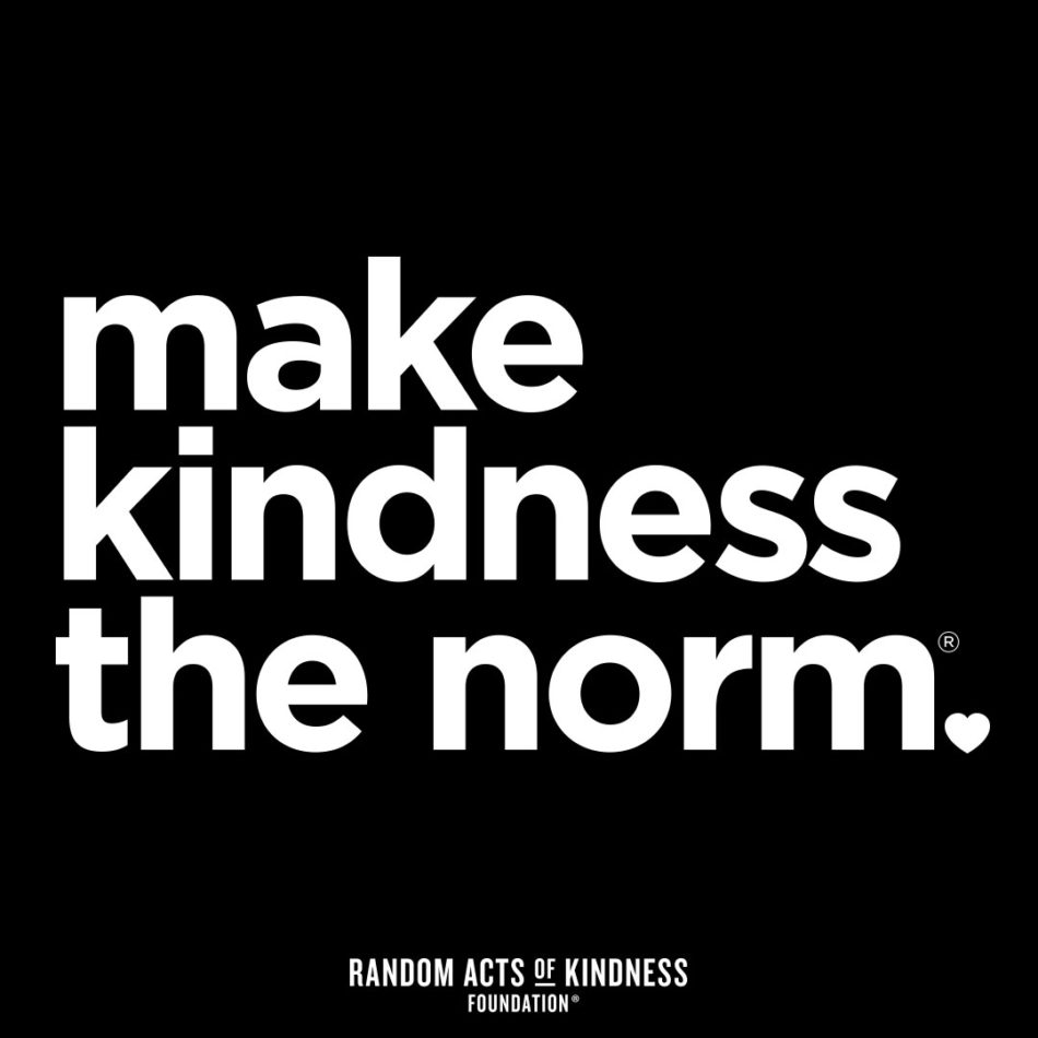 World Kindness Day Suggestions
