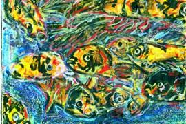 """Christian Espicha """"Fishes"""""""