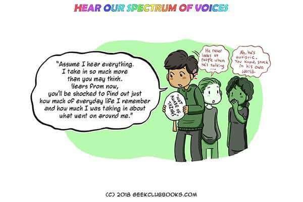 Assume I Hear Everyhting
