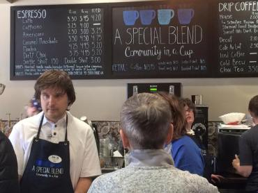 Nils at Special Blend