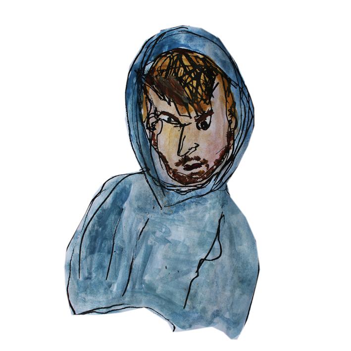 Eddie Callis portrait