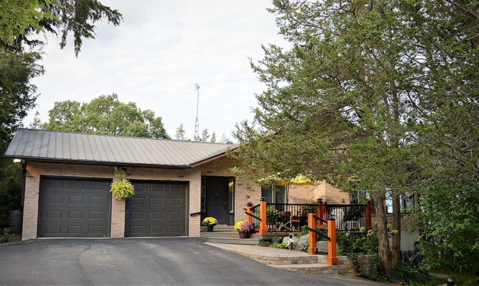 Steve's House