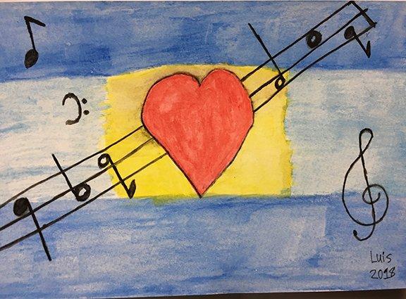 Luis Uriel Heart of Music