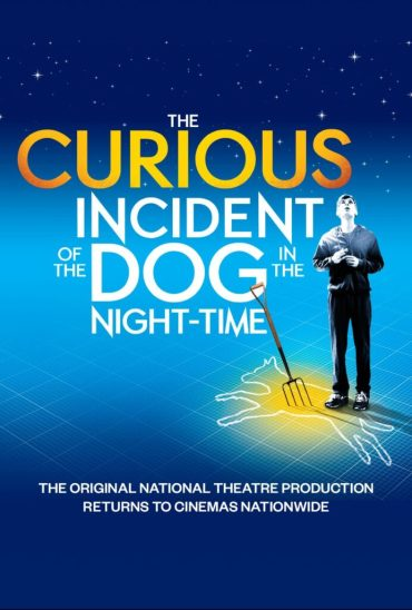 Curious Incident of the Dog poster