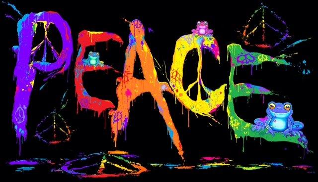 Nick Gustafson Peace