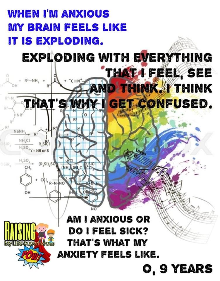 When I'm Feeling Anxious