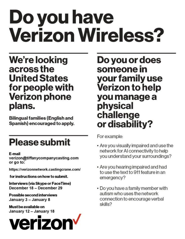 Verizon Poster