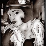 Isabella Terstra Flapper