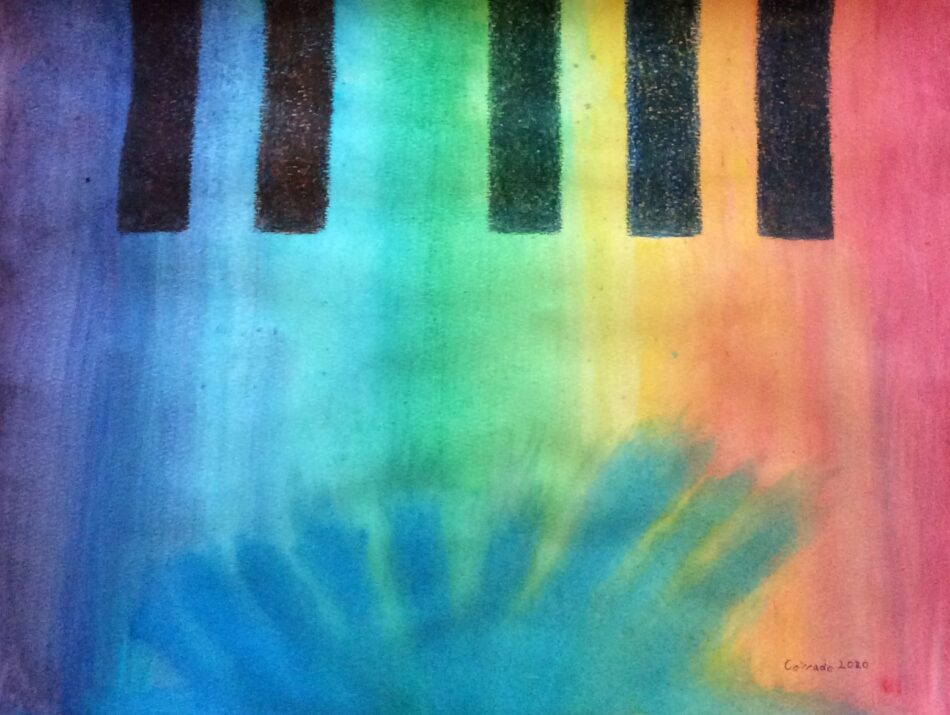"Nicole Corradoe ""The Music is All Around Us"""