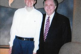 Ron Sandison and Jack Van Impe