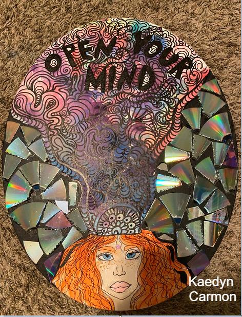 """Kaedyn Carmon """"Open Your Mind"""""""