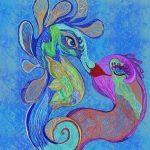 Tina Maria Nelmes S'eeled with a Kiss