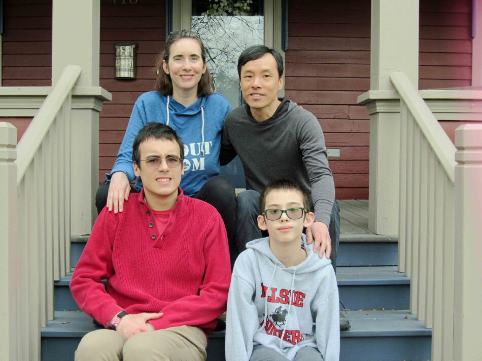 Wang Family Front Porch Project