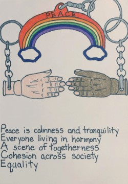 "Kelton Nix ""United Peace"""
