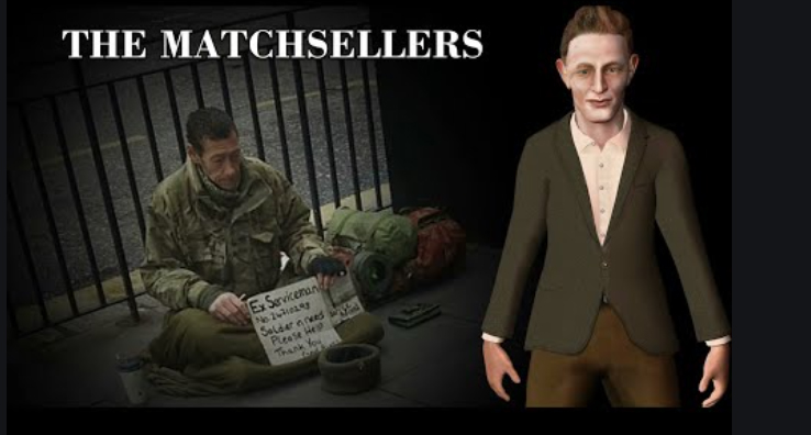 The Matchsellers