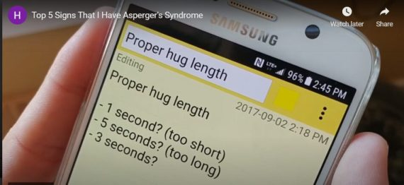 Proper Hug Length