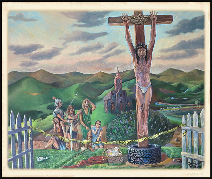 David Wilson Crucifixion