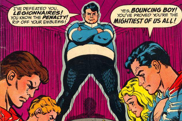Image result for fat comic book characters