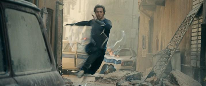 Marvel's Avengers: Age Of Ultron..Quicksilver/Pietro Maximoff (Aaron Taylor-Johnson)..Ph: Film Frame..?Marvel 2015