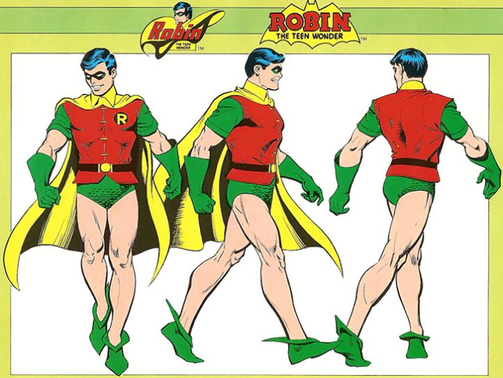 Robin-1982-model-sheet-DC-Comics-h1