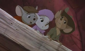 Rescuers Down Under Bernard, Bianca, Jack