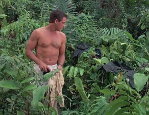 shirtless dudikoff
