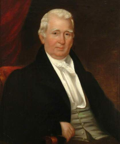 unknown artist; William Cobbett (1763-1835)