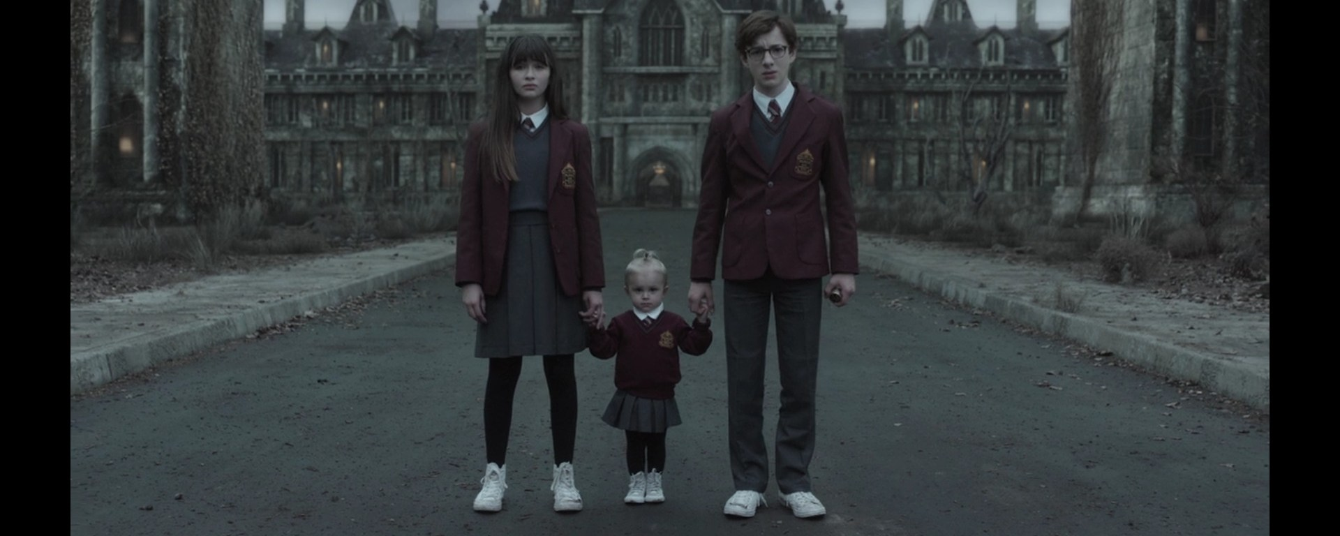 a series of unfortunate events  s2e1  u201cthe austere academy