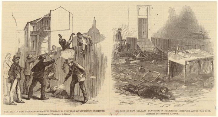 New Orleans Riot