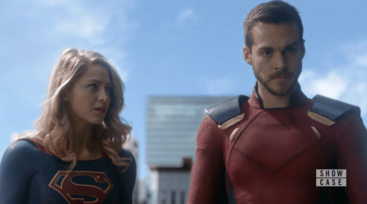 Supergirl - In Search Of Lost Time (2)