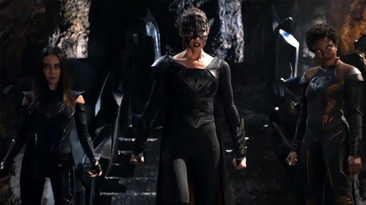 Supergirl - Trinity