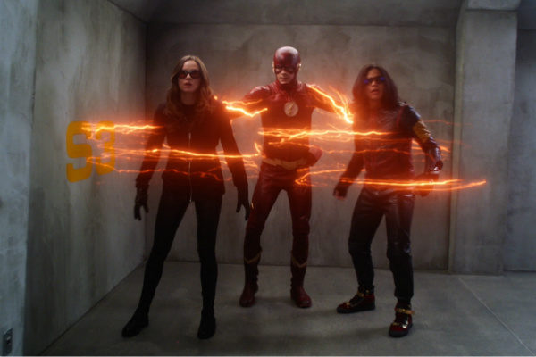 The Flash - Think Fast