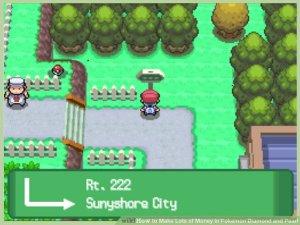 pokemon diamond depth