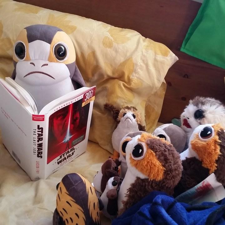 porgs reading
