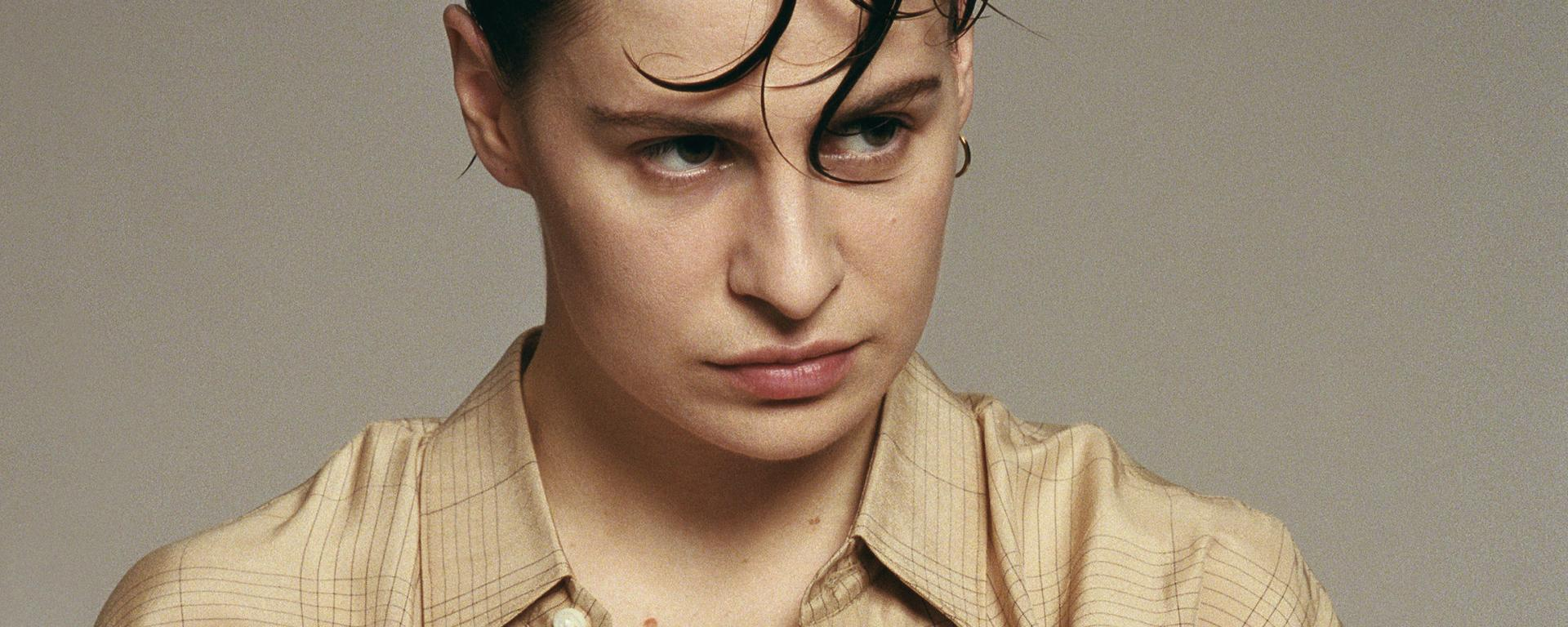 Christine and the Queens, photo taken from NPR.com