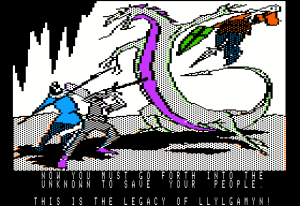 893458-wizardry-legacy-of-llylgamyn-the-third-scenario-apple-ii-screenshot
