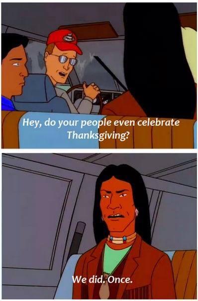 Redcorn Thanksgiving