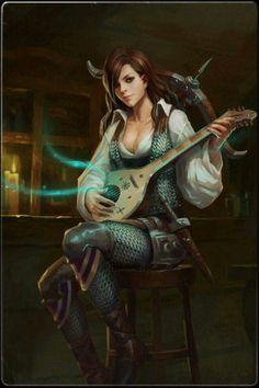 femalebard